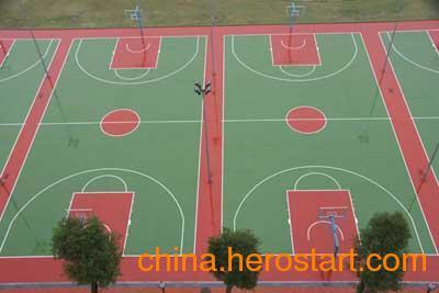 供应邦盛塑胶跑道荣获田联IAAF及篮联FIBA认证
