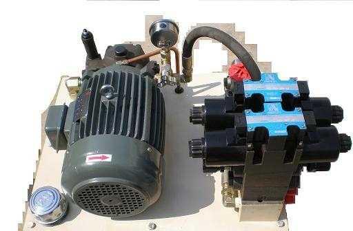 油压系统,液压系统 油压站 数控车床用液压站