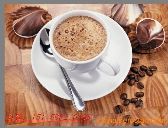供应甘肃咖啡机专用原料 甘肃咖啡机专用咖啡粉价格