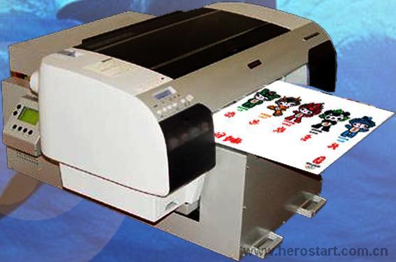 金属彩色印刷机