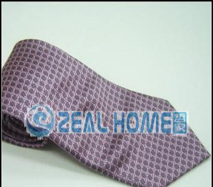 真丝领带 紫色印花领带 正装领带 衬衫领带 男人领带 正品S258