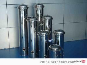 长期供应批发东莞精密过滤器/除铁除锰装置
