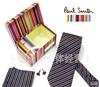 新款真丝男士领带,PAUL SMITH 外贸名牌三件商务精品领带、