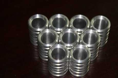 提供CNC加工各种弹簧电器配件 cnc配件