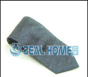 真丝领带 灰色印花领带 男士正装领带 男人领带 正品领带 D174