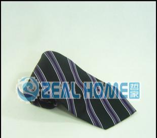 桑蚕丝领带 黑色条纹领带 男士正装领带 衬衫领带 正品领带 D227