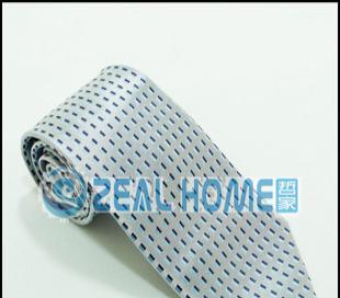 桑蚕丝领带 灰色领带 正装领带 衬衣领带 男人领带 正品领带 S104