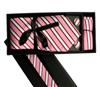 堡仕顿 0786领带(礼盒装)儿童领带,色织桑蚕丝,韩版