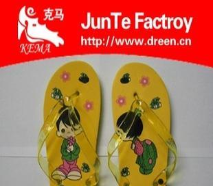 广州骏特专业生产拖鞋 EVA拖鞋 沙滩鞋