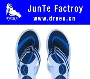 高品质!环保EVA夹脚休闲女拖鞋 广告拖鞋 沙滩鞋