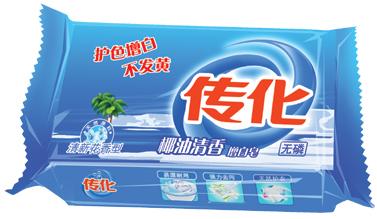 椰油清香增白皂