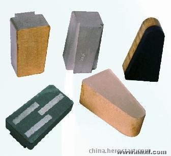 小梯形树脂结合剂金刚石磨块