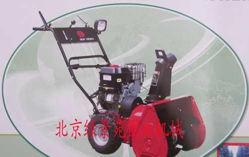 园林机械扫雪机 抛雪机 清扫学机 WS24图片