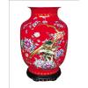 供应醴陵陶瓷器厂家 陶瓷器花瓶摆件 陶瓷家具工艺品 锦上添花