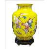 供应醴陵瓷器价格 湖南醴陵瓷器厂家 陶瓷家居工艺品 婴戏图