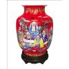 供应长沙陶瓷器厂家 长沙陶瓷器价格 长沙陶瓷家居工艺品 十六罗汉