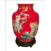 供应长沙陶瓷器价格 长沙陶瓷器厂家 长沙陶瓷家居工艺品 五虎图