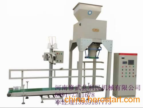 供应钾肥/氮肥/磷肥定量包装机