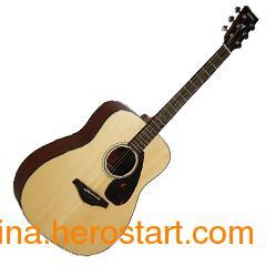 供应雅马哈民谣吉他FG720S-12乐器报价出售