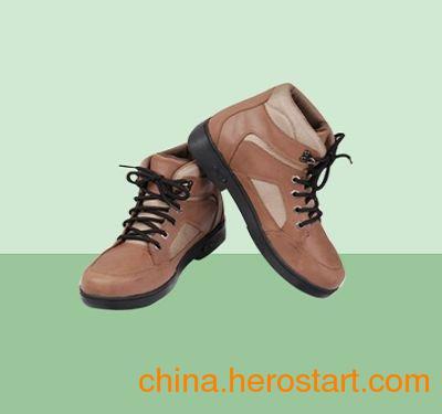 供应发热保暖鞋代理加盟,电暖保温鞋专利招商。真皮橡胶底