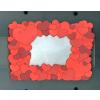 供应定制PVC相框 软胶相框相架