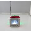 供应尼芝TT028水晶亚克力发光插卡音箱