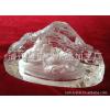 供应立体雕刻水晶工艺品 中国水晶佛像