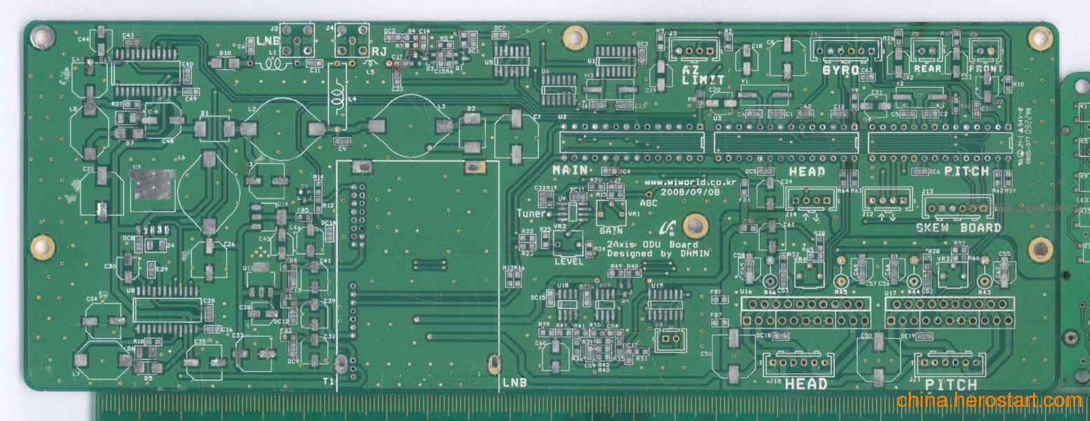产品 电子元器件 电子元器件 印刷线路板 刚性线路板 供应多层电路板