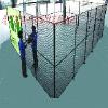 供应车间仓库交通安全优质金属隔离墙金属隔离网