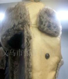 厂家供应各种保暖帽子/摇粒绒帽子/围巾、针织马子、耳机帽子(图)