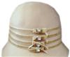 专业加工制作外贸欧美羊毛毡帽定型帽,质优价廉,量大从优