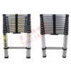 供应3.8米铝合金伸缩值梯 竹节梯