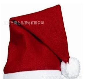 专业圣诞帽厂商为你精工订定做绣花圣诞帽厂家