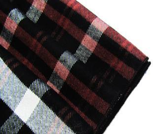 经典百搭——纯天然木浆纤维拉绒围巾 披肩