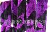 秋冬时尚新款紫黑色獭兔毛围脖围巾
