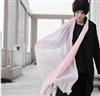 王菲同款围巾 纯色装饰围巾 丝巾