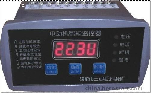 三达电子供ZH-XQB-5电磁线圈保护器