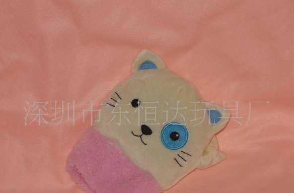 深圳市东恒达玩具厂冬季手套卡通手套保暖手套情侣手套加工设计