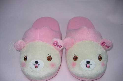 深圳东恒达玩具厂暖脚保卡通拖鞋毛毛鞋批发室内拖鞋棉鞋设计加工