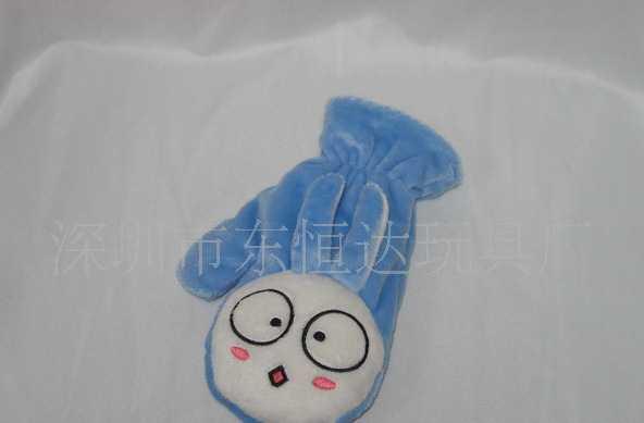 深圳市东恒达玩具厂动物手套情侣手套保暖手套卡通手套设计加工