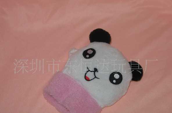 深圳东恒达玩具厂保暖手套卡通手套动物手套冬季手套情侣手套加工