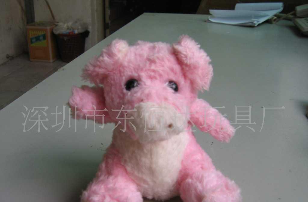 深圳市东恒达玩具厂卡通公仔毛绒公仔填充毛绒公仔布绒产品加工