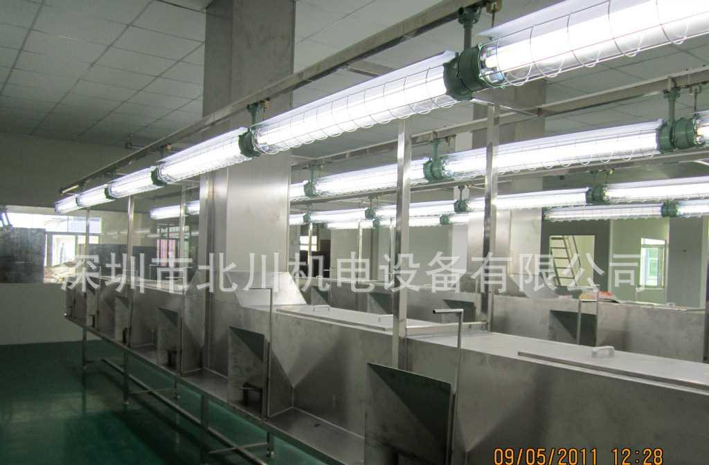 制造加工各种塑胶玩具/公仔的喷油风槽  所属公司: 深圳市北川机电