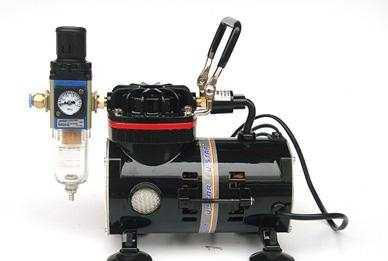 美国黑鹰第二代黑武士之黑衣战士u-601静音气泵.