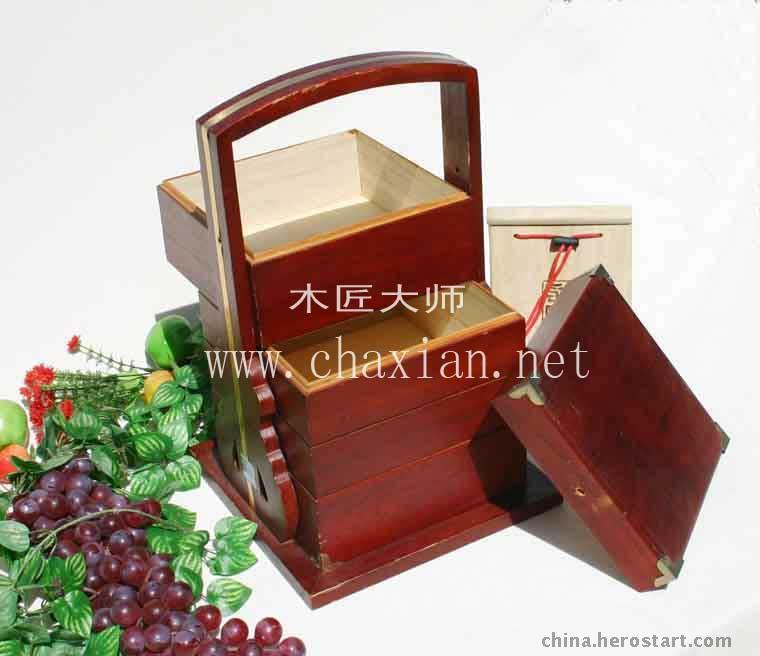 钢琴漆月饼包装盒