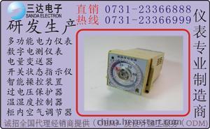 三达产品概述-ZH-KS-3温湿度控制器