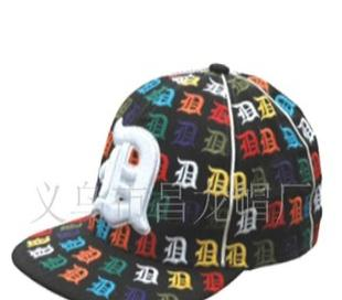 专业生产厂家低价供应立体绣花棒球帽子/民族帽/时尚帽