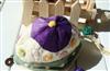实物拍摄2012新款布艺加棉帽子包、民族特色创意钥匙包批发