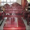 武汉红木家具班台代理销售