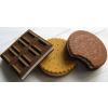 供应巧克力笔记本 饼干笔记本 pvc笔记本 软胶笔记本